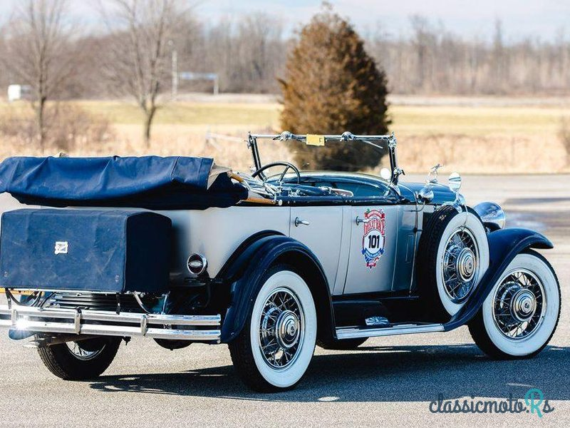 1931 Buick Series 60 65 Phaeton in United States, the World