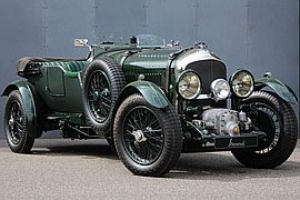1929' Bentley 4 1/2 Litre