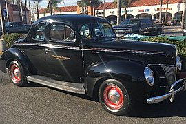 1940' Ford Deluxe