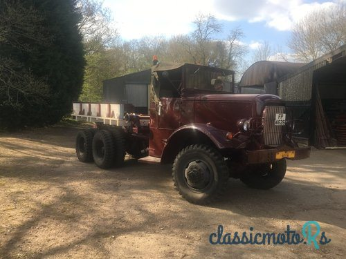 1942 Mack NM in Shropshire, the World