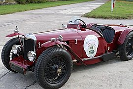 1934' Riley 9 Nine Brooklands