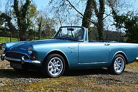 1966' Sunbeam Tiger Mki