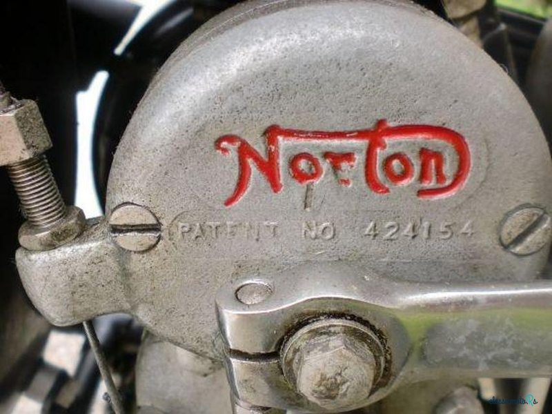 1938 Norton CS1 in Germany - 6
