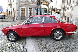1971' Alfa Romeo Gt Junior 1300