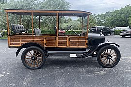 1919' Ford Model T