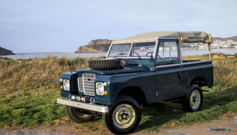 1980 Land Rover Serie Iii in Portugal - 2