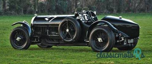 1925' Bentley 8 Litre Supercharged Special for sale - £847,000