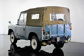 1964' Land Rover Serie-Ii