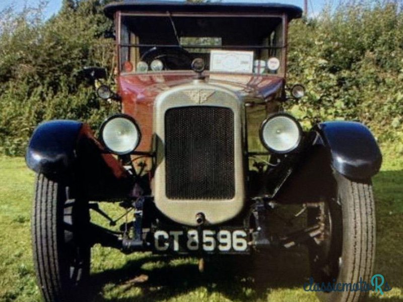 1927 Austin 12/4 Clifton Tourer in United Kingdom, the World