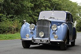 1949' Bentley Mark VI