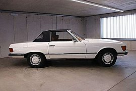 1972' Mercedes-Benz Slc-Klasse