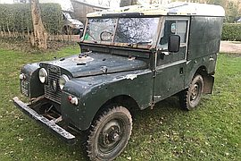 1954' Land Rover Series 1
