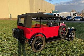 1926' Wolseley 11/22 Open Tourer