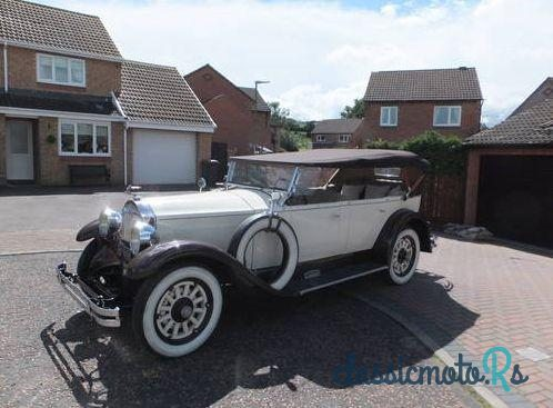1928 Buick 28 55 Deluxe Sport Touring 224 Vendre 163 33 300