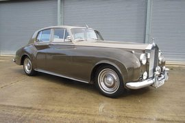 1961' Rolls-Royce Silver Cloud