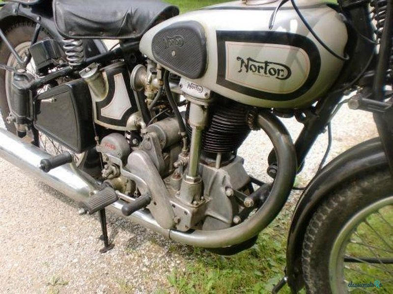 1938 Norton CS1 in Germany - 3