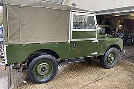 1956' Land Rover Series 1