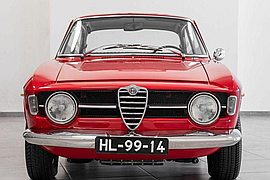 "1969' Alfa Romeo Gt 1300 Junior  ""Scalino"""