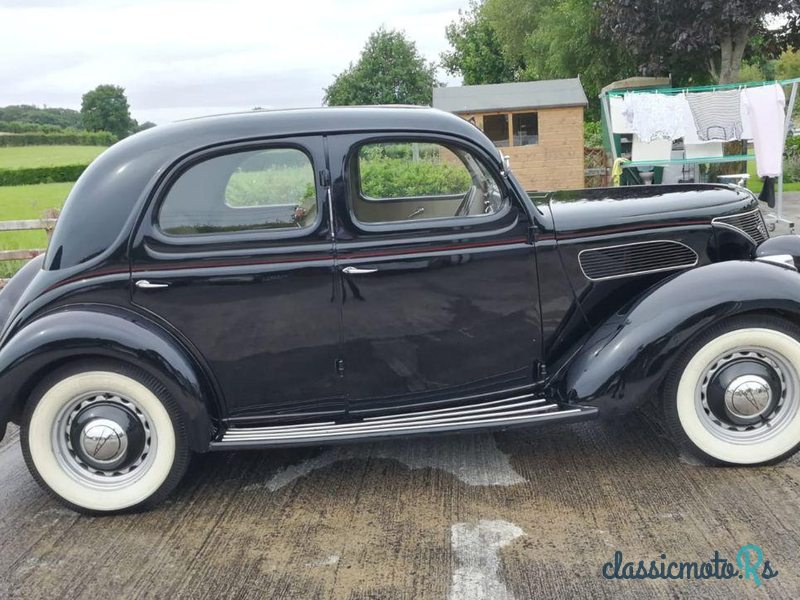 1937 Ford V8 Model 62 in Ireland