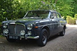 1967' Rover P5 Coupe