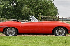 1961' Jaguar E-Type