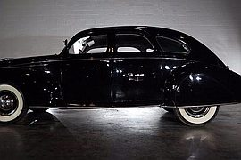1939' Lincoln Zephyr