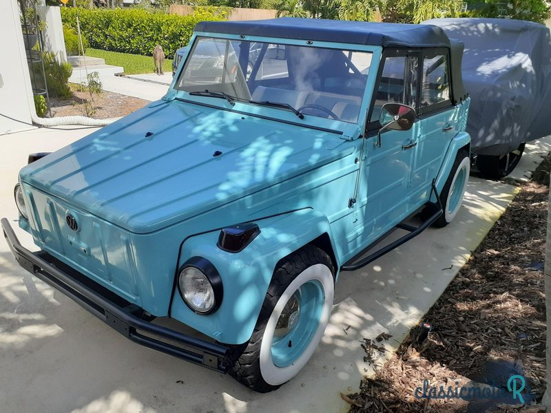 1973 Volkswagen Thing in Florida, the World