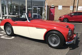 1959' Austin-Healey 3000 Mark 1 Bn7 2 Seater