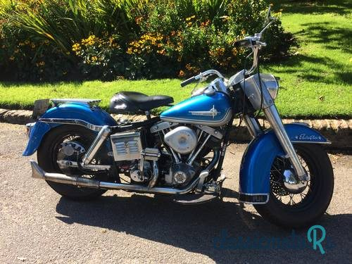 1960 Harley-Davidson FLH 1200 ELECRAGLIDE in Surrey, the World