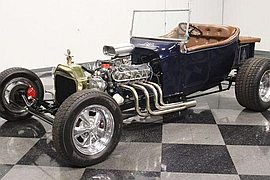1923' Ford