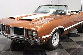 1971' Oldsmobile Cutlass