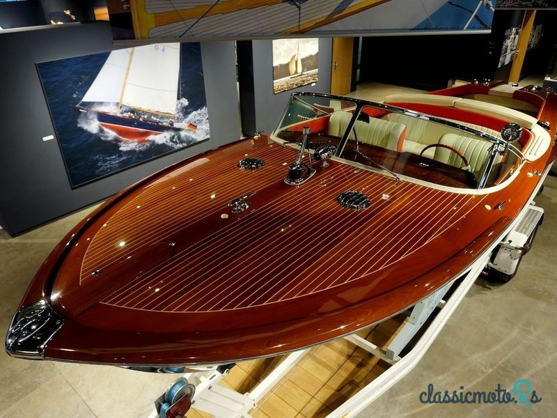 1970 Riva in Germany, the World