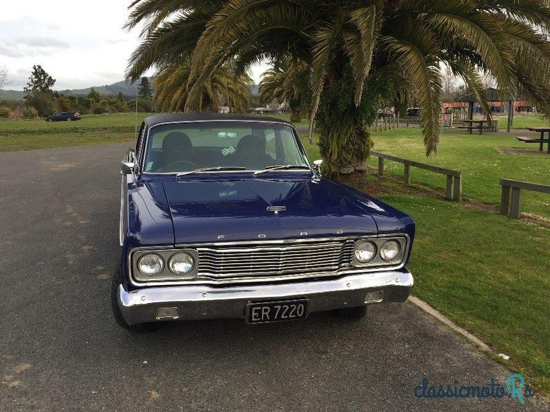 1965' Ford Fairlane for sale - $24,800  New Zealand, the World