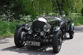 1927' Bentley Eight