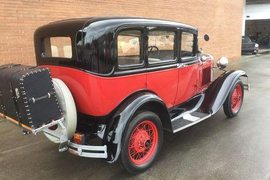 1931' Ford Model A