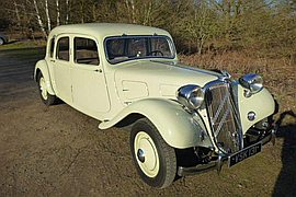 1936' Citroen Traction Avant 11A