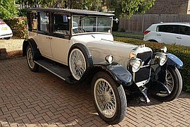 1924' Sunbeam 20/60