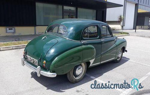 1952 Austin A40 in Portugal, Alle