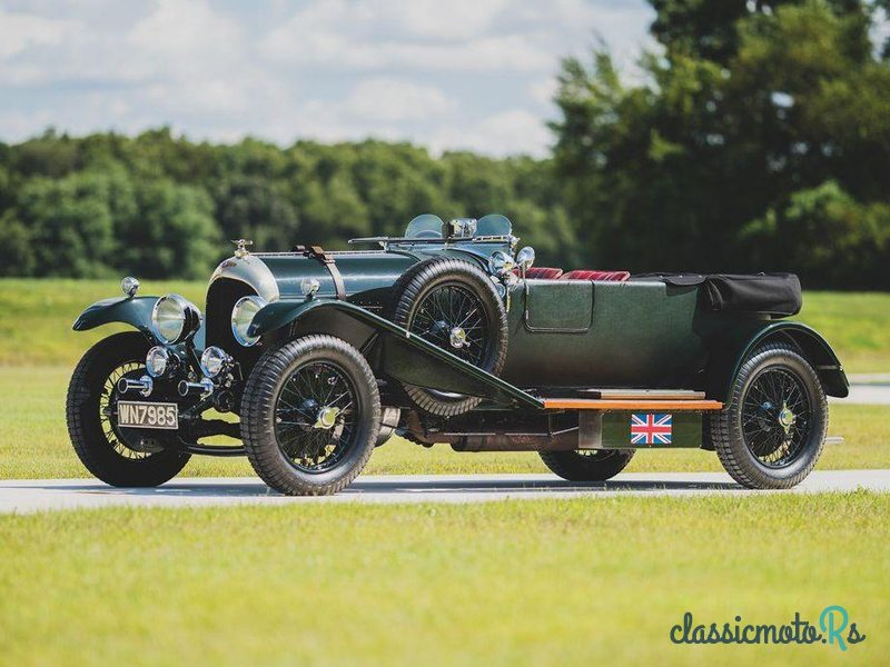 1924 Bentley 4 1/2 Litre 3-4½-Litre Four-Seater in United States - 2
