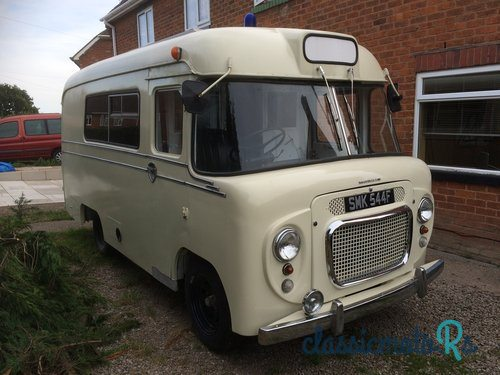 1967 Morris LD M30 in Worcestershire