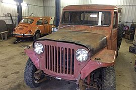 1949' Willys Overland