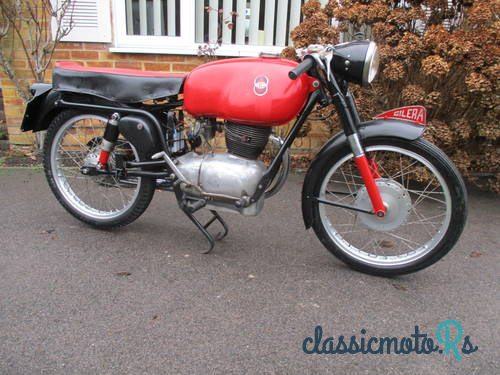 1959 Gilera GILERA EXTRA 175cc in Sussex, the World