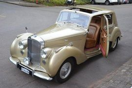1949' Bentley Mark VI Mark 6