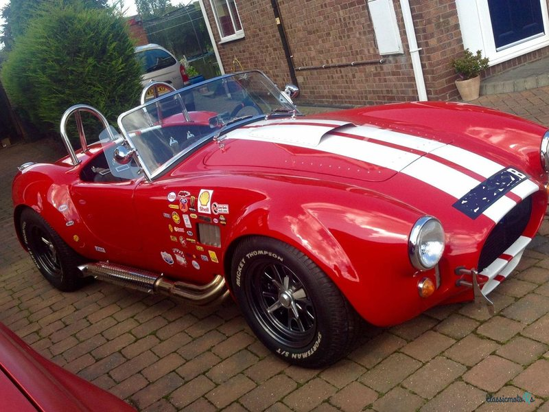 1964 AC Cobra in Yorkshire - 4