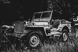 1943' Willys Jeep
