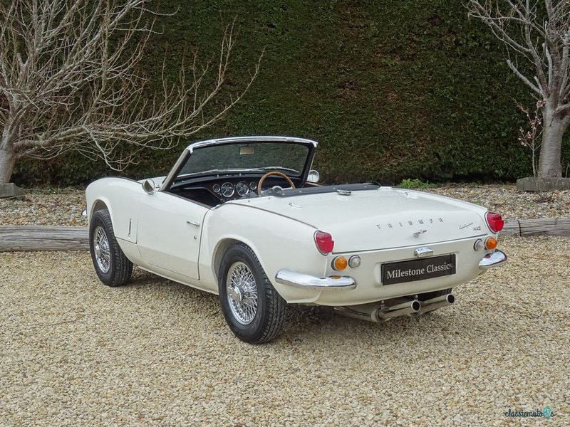 1968 Triumph Spitfire in Sussex - 3