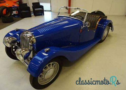 1947 Morgan 4/4 4-4 in Denmark - 4