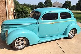 1938' Ford Standard