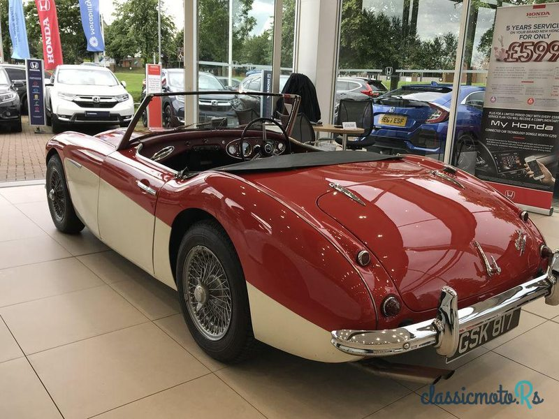 1959 Austin-Healey 3000 Mark 1 Bn7 2 Seater in Scotland, the World