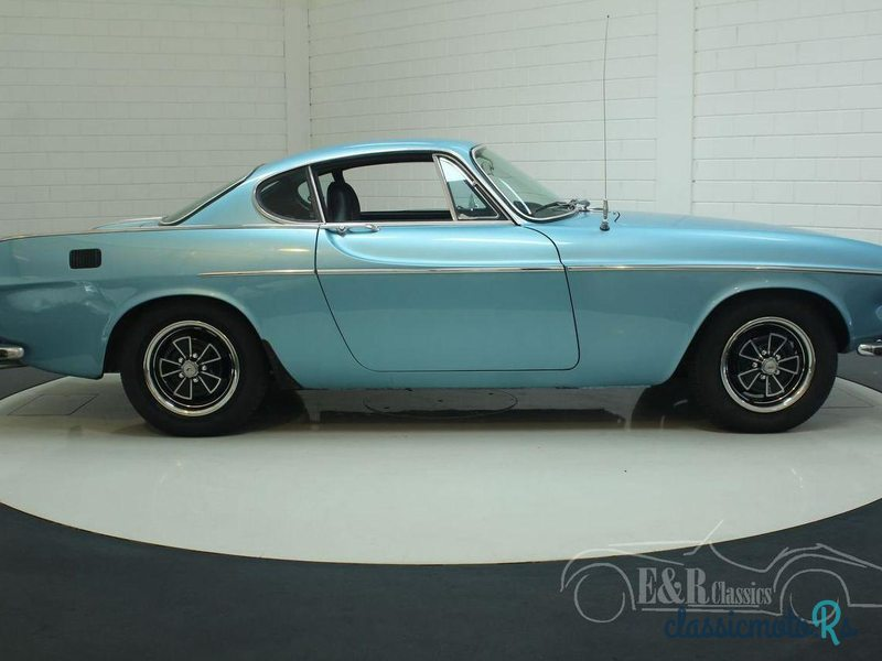 1972 Volvo P 1800 P1800E in Netherlands, the World